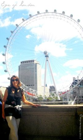 eye of london and me