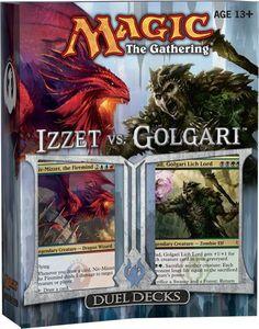 Boutique jeux de société - Pontivy - morbihan - ludis factory - Duel deck Golgari Izzet