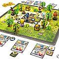 Boutique jeux de société - Pontivy - morbihan - ludis factory - krosmaster arena plateau
