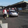 Gérard puel Peugeot 208 vti r2