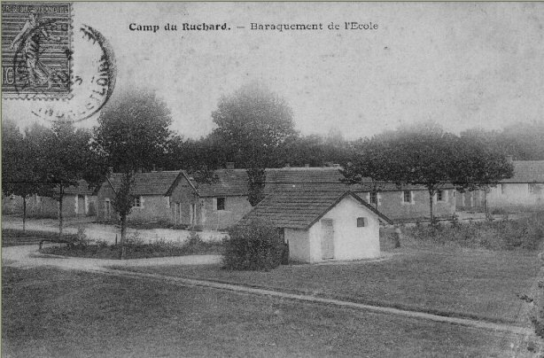 camp du ruchard