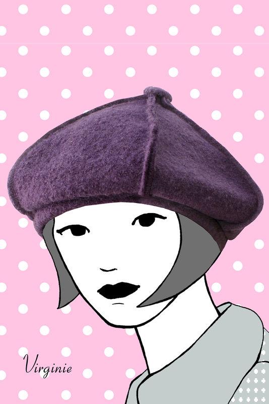 chapeau virginie