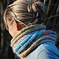 Col-snood en Noro