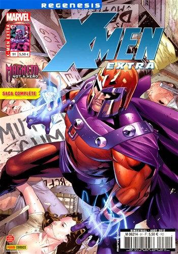 x-men extra 091 magneto not a hero