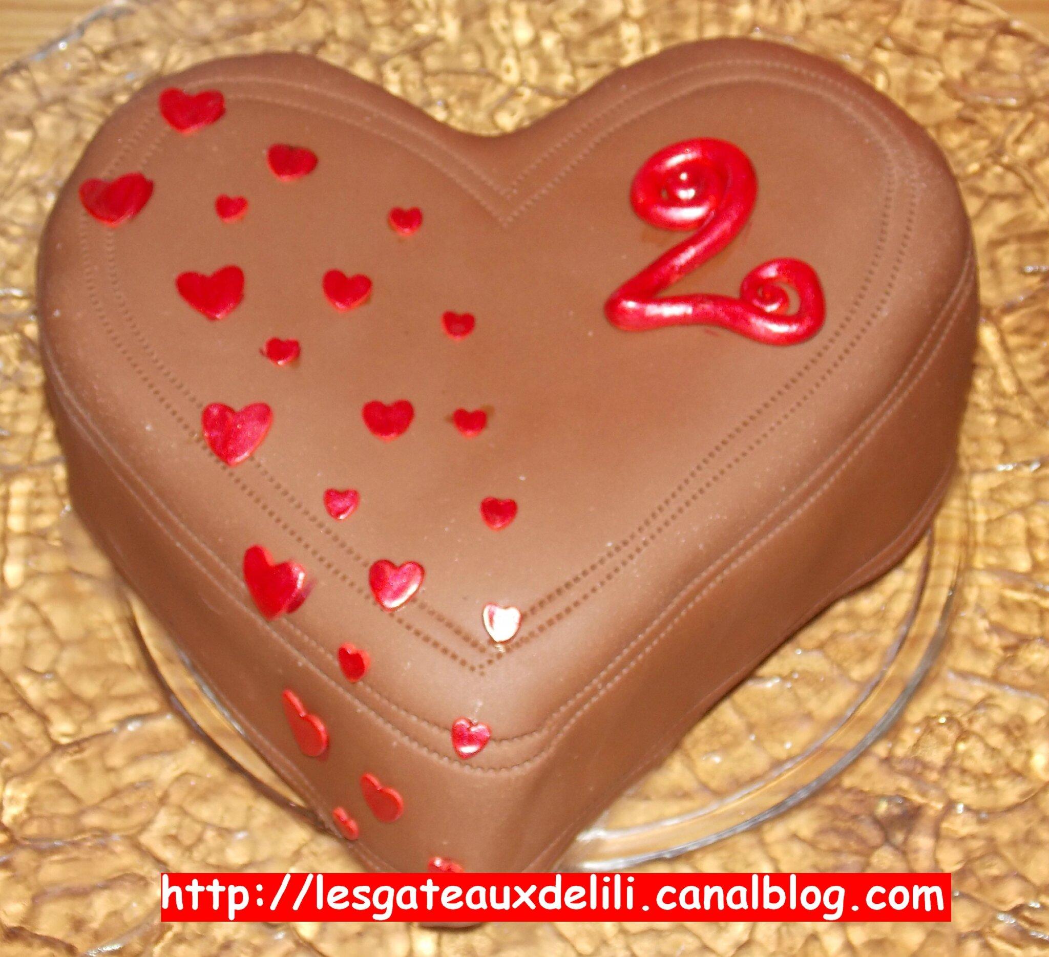 Noces De Cuir 2 Ans De Mariage Les Gâteaux De Lili Et