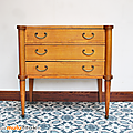 Mobilier ... commode stylée * honorine