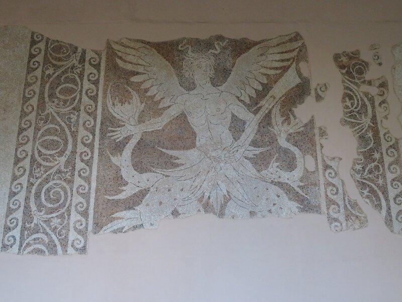 Mosaîque -Musée archéologique