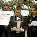 Manifestation police Djerba