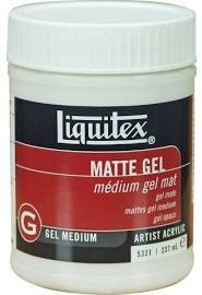 Liquitex Professional Pot d'Additif gel Mat Taille M 237 ml
