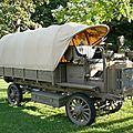 Four wheel drive model b 1917