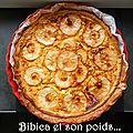 Délicieuse tarte aux pommes