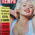 Tempo magazine (it), ca. 1962