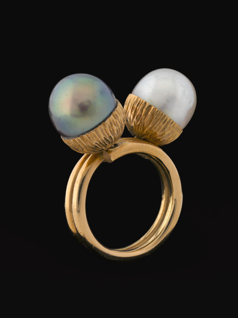 e8a80823d Cultured pearls and 18-karat gold, Virginia Museum of Fine Arts, Richmond,  Collection of Mrs. Paul Mellon © Virginia ...