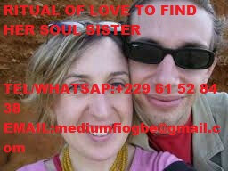 RITUAL OF LOVE TO FIND HER SOUL SISTER