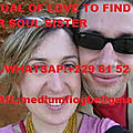 Ritual of love to find her soul sister-marabout france,canada,afrique