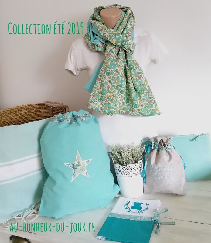 Collection Menthe 2019