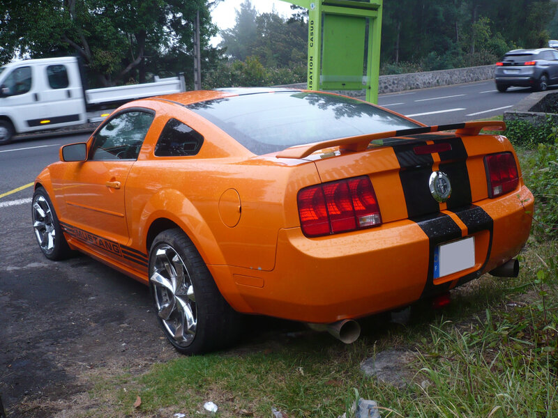 FORD Mustang V coupé Le Tampon (2)