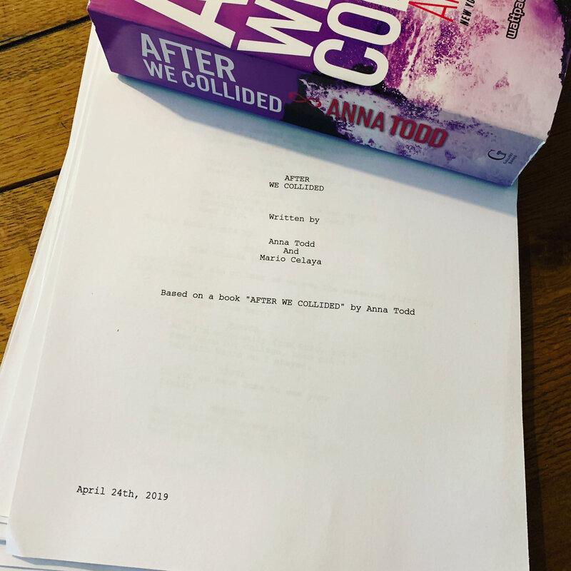 After chapitre 2 le film