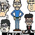 Le p.c. show #2... monté
