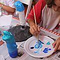 Stage (5) la peinture et les finitions
