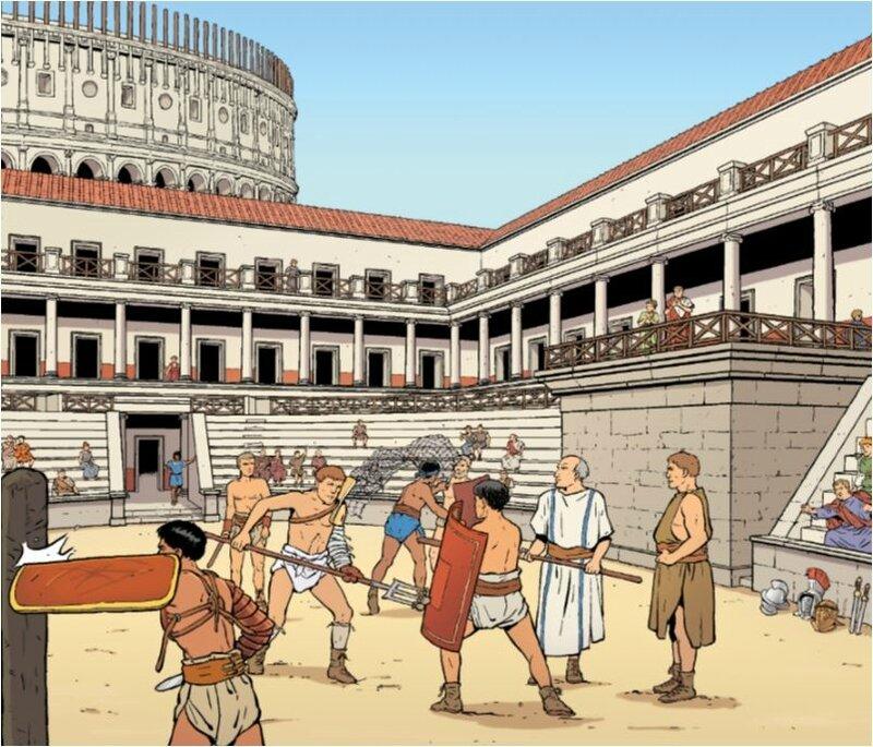 gladiateurs 2