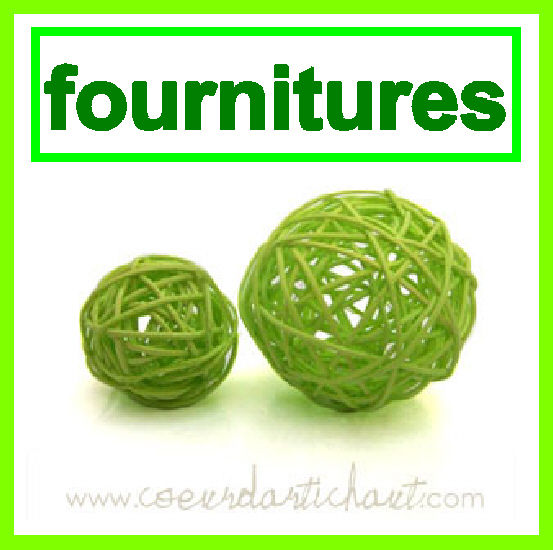 fournitures boules
