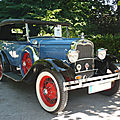 FORD Model A 4door Phaeton Standard 1930 Karlsruhe (1)