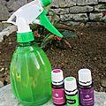 Spray répulsif anti-mouche pour nos amis les chevaux!