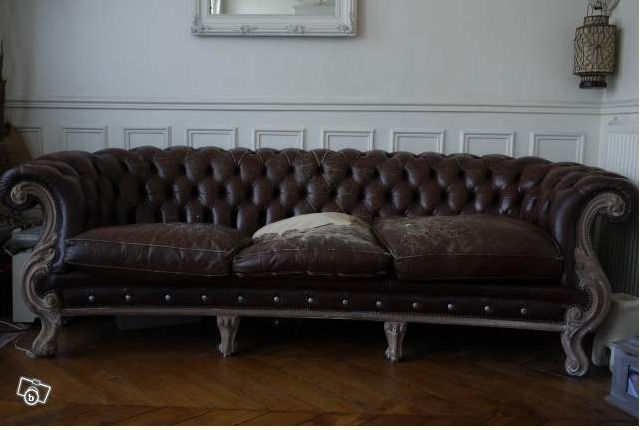 chesterfield louis XV