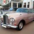 La rolls royce silver cloud ii chinese eyes de 1964 (33ème internationales oldtimer-meeting baden-baden)
