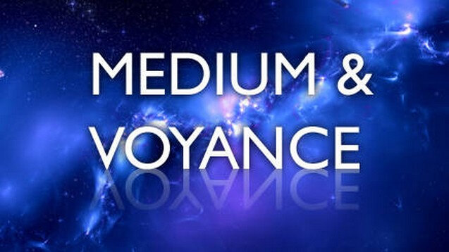 Voyance et Medium