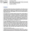 Note ofdt: réduction des risques en milieu pénitentiaire. revue des expériences étrangères