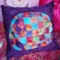 Elmer, mon premier ouvrage en patchwork