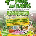 4ème edition de la bourse aux plantes