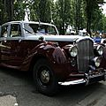 Bentley mark vi saloon 1946-1952