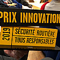 Nexyad got the prize of french national road safety administration for their software component safetynex