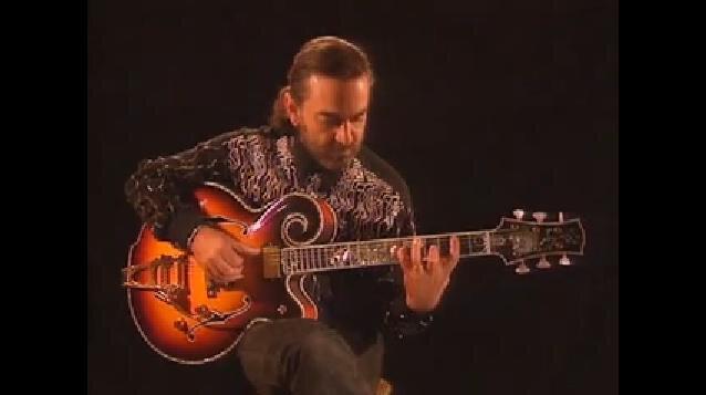 Swingy blues - Marcel Dadi