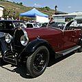 Bugatti type 44 tourer-1929