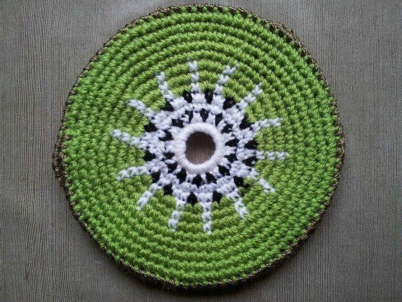frisbee tranche de kiwi 3