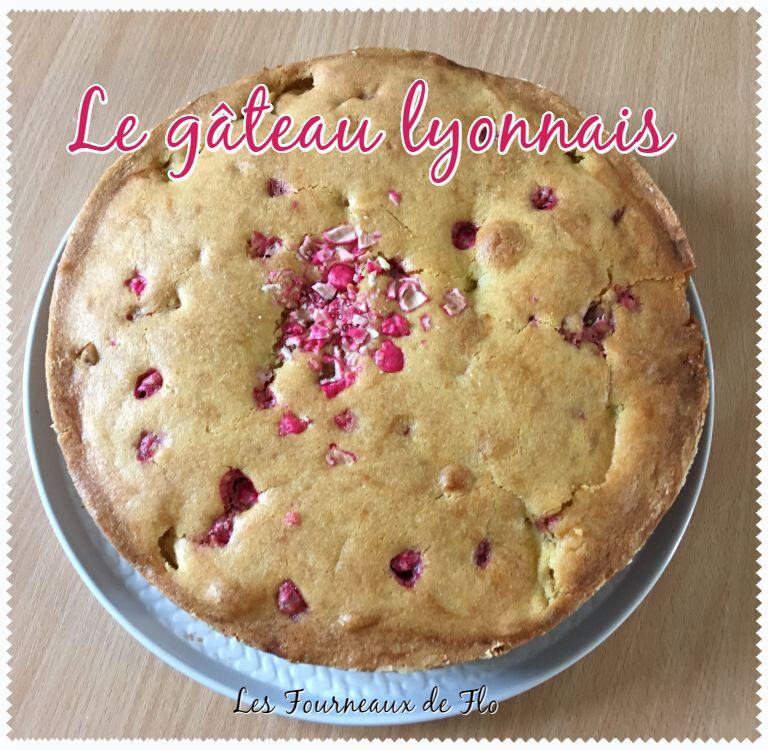 Gâteau lyonnais entier
