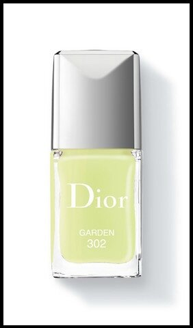 dior glowing gardens vernis ongles garden