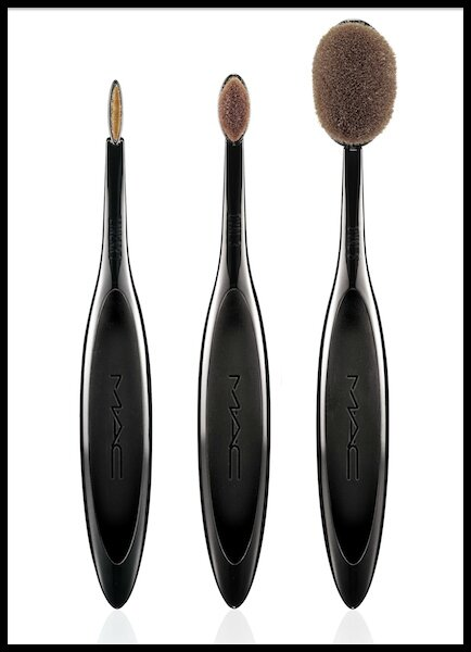 mac masterclass brush collection 2
