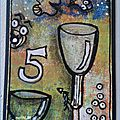 Gelli plate ... atc n°5/7