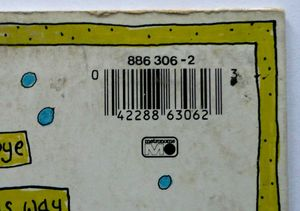 There s more to love MCD G barcode