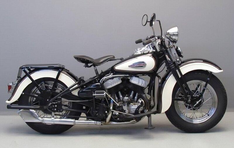 Harley WL 750 Flathead