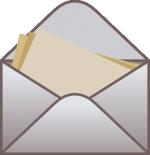 Envelope beige taupe2