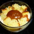 Tiramisu au caramel au beurre salé et sa touche de cannelle.
