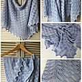 Beginner's Lace Shawl 13