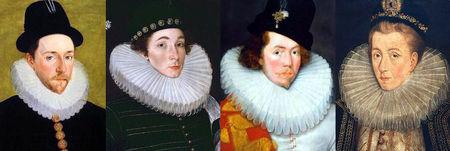 Fraise en Angleterre 1580-1586