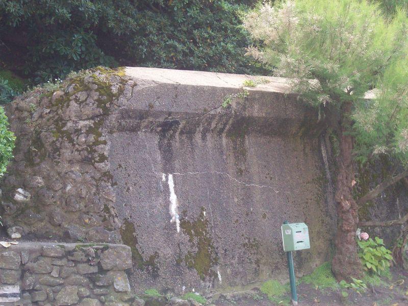 Mur Anti-chars BTZ